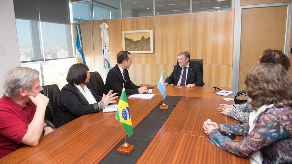 SAB impulsa lazos de cooperación con Brasil