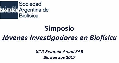 Simposio Jóvenes Investigadores en Biofisica