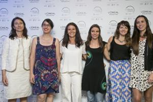 """Socia SAB distinguida en el Premio L'Oréal-UNESCO """"Por las Mujeres en la Ciencia"""""""